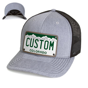 Colorado Plate Hat