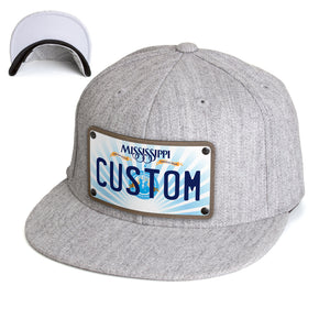 Mississippi Plate Hat