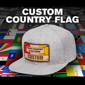 Hat - World Flag