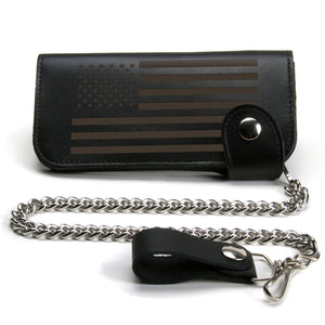 Chain Wallet - Stripes