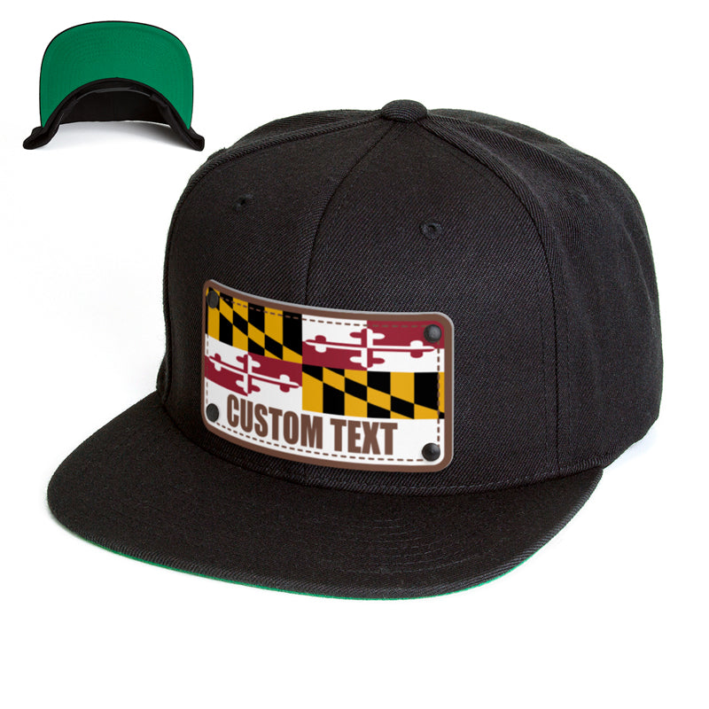 Flag - Maryland Hat