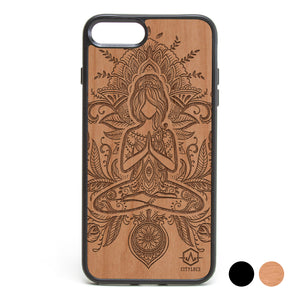 Meditate Phone Case