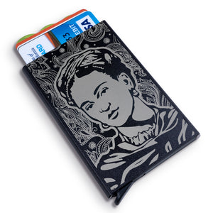 Frida Metal Wallet