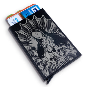 Guadalupe Metal Wallet