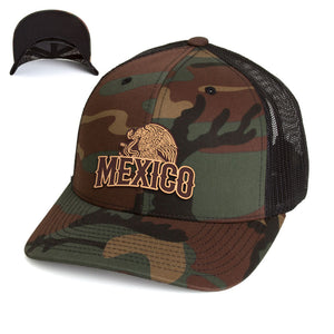 Hat - Mexico Patch