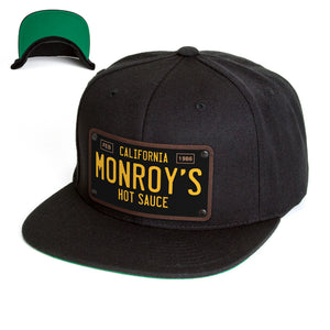 Monroy's Hot Sauce Hat