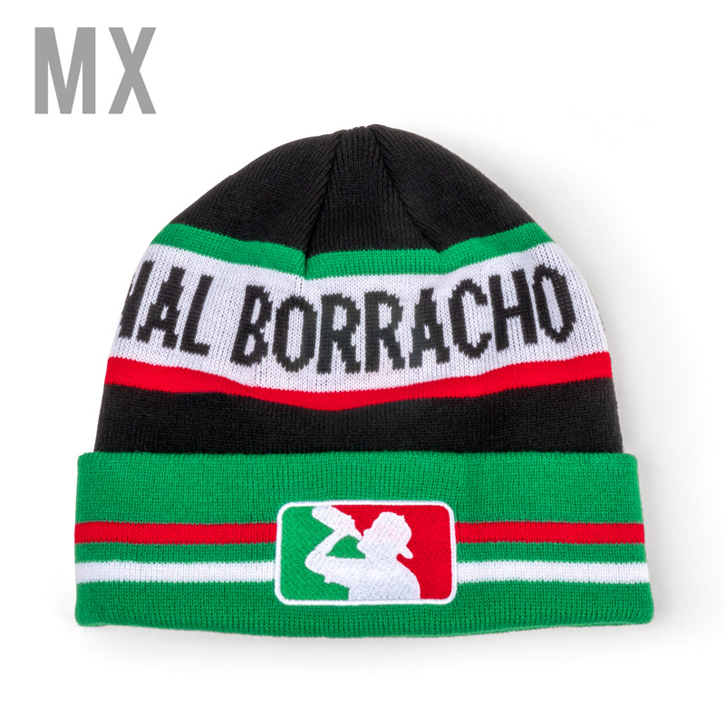 National Borracho League Beanie - MX