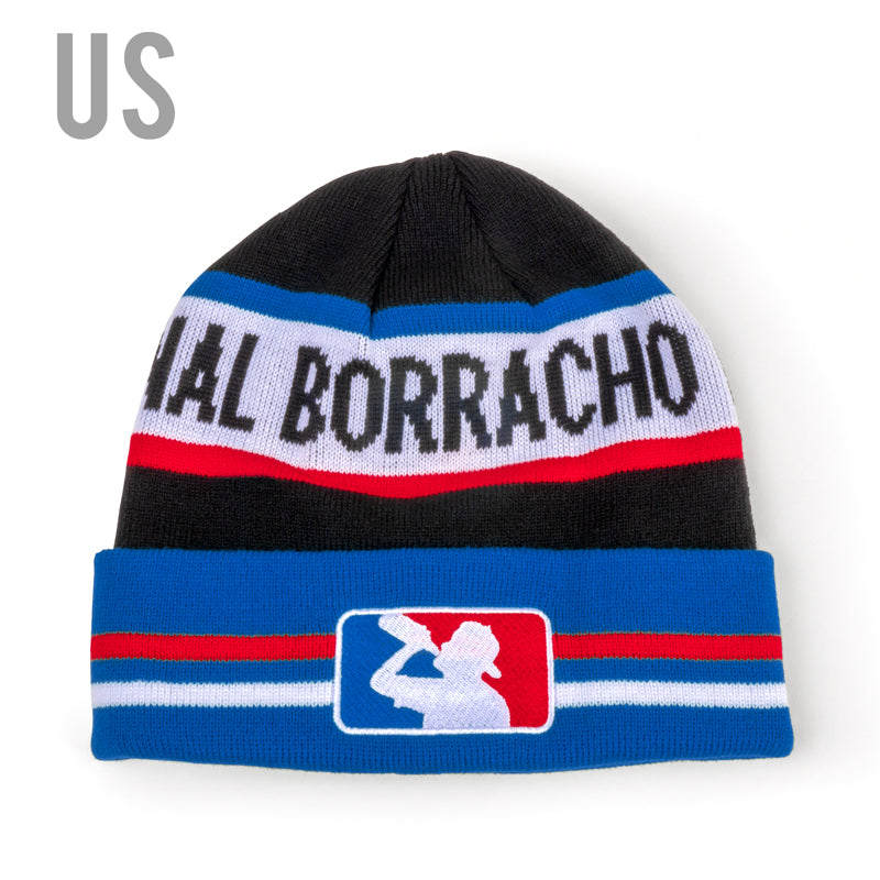 National Borracho League Beanie - US