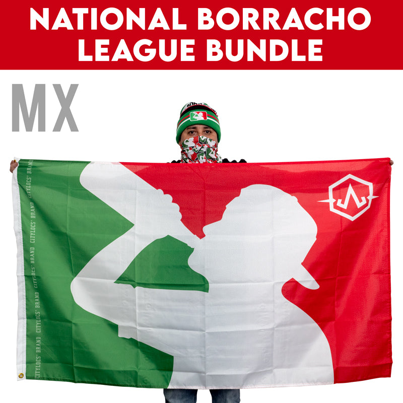 National Borracho League BUNDLE - MX
