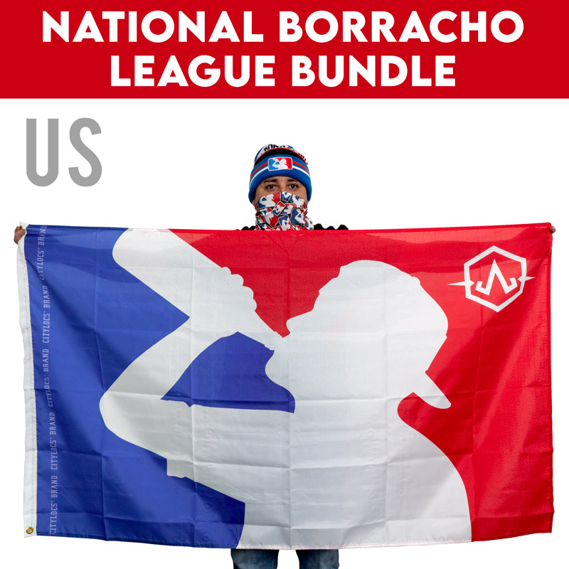 National Borracho League BUNDLE - US