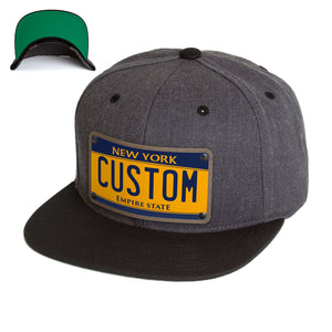 New York Plate Hat