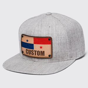 Hat - Custom Panama
