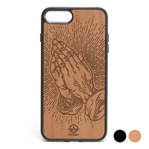 Praying Hands Phone Case