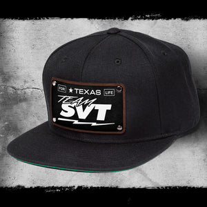 SVT Texas License Plate Hat