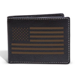 Stripes Bifold Wallet