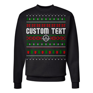 Black Ugly Sweater