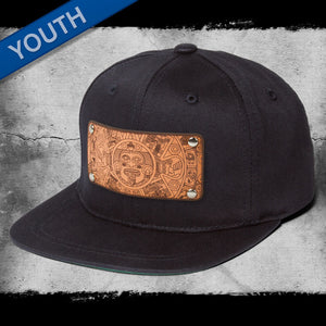 Youth Hat - Aztec Calendar