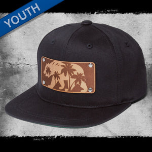 Youth Hat - Cali Bear