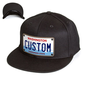 Washington Plate Hat