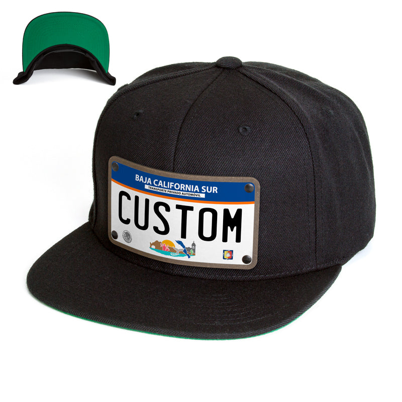 Baja California Sur License Plate Hat