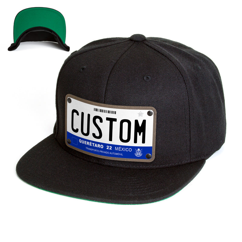 Queretaro License Plate Hat