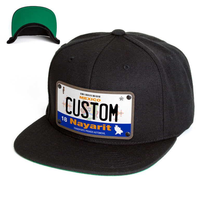 Nayarit License Plate Hat