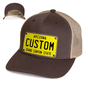 Arizona Plate Hat