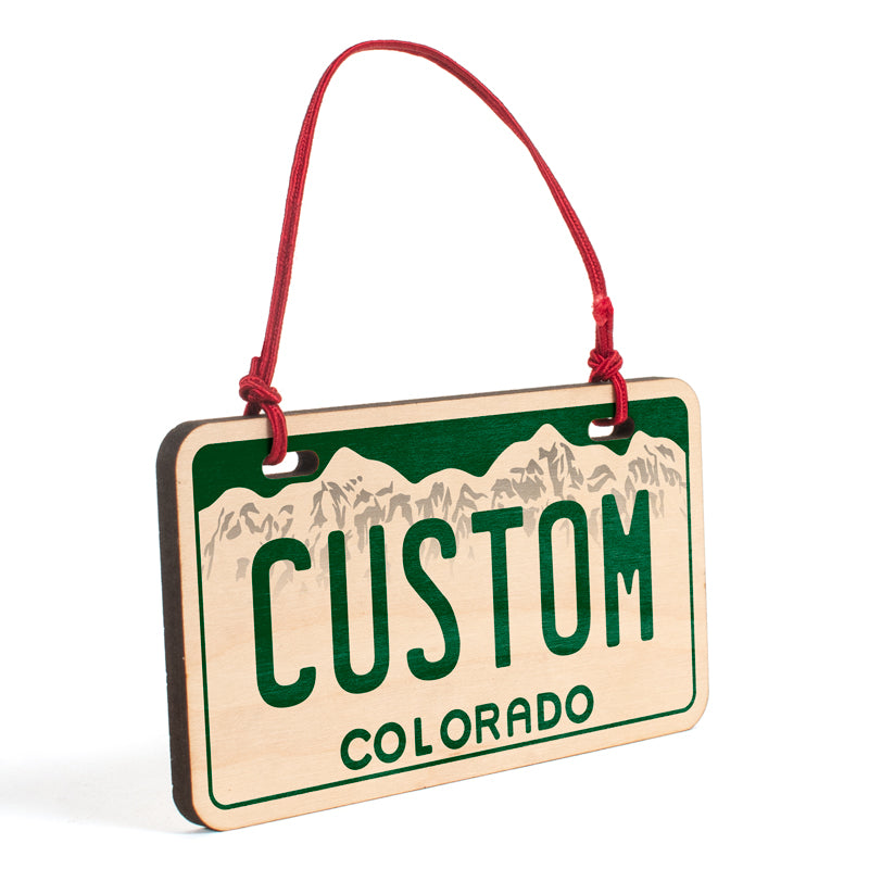 Colorado Ornament
