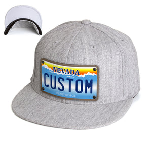 Nevada Plate Hat