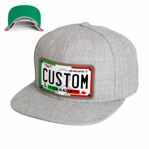 Oaxaca License Plate Hat