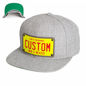 New Mexico Plate Hat