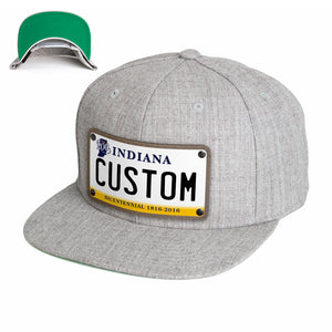 Indiana Plate Hat
