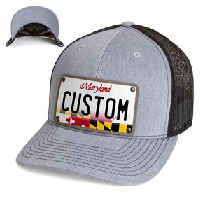 Maryland Plate Hat