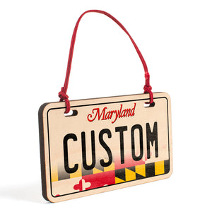 Maryland Ornament