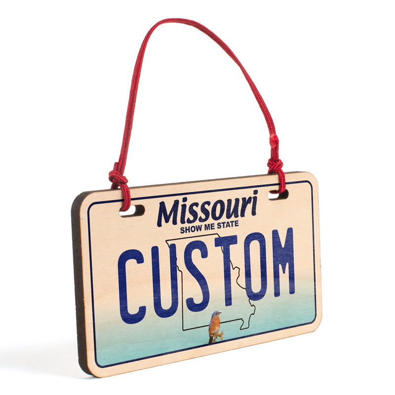 Missouri Ornament