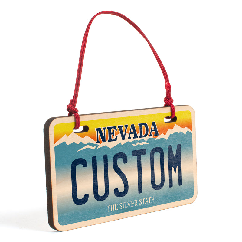 Nevada Ornament