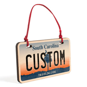 South Carolina Ornament