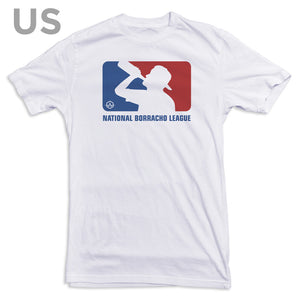 National Borracho League Tee