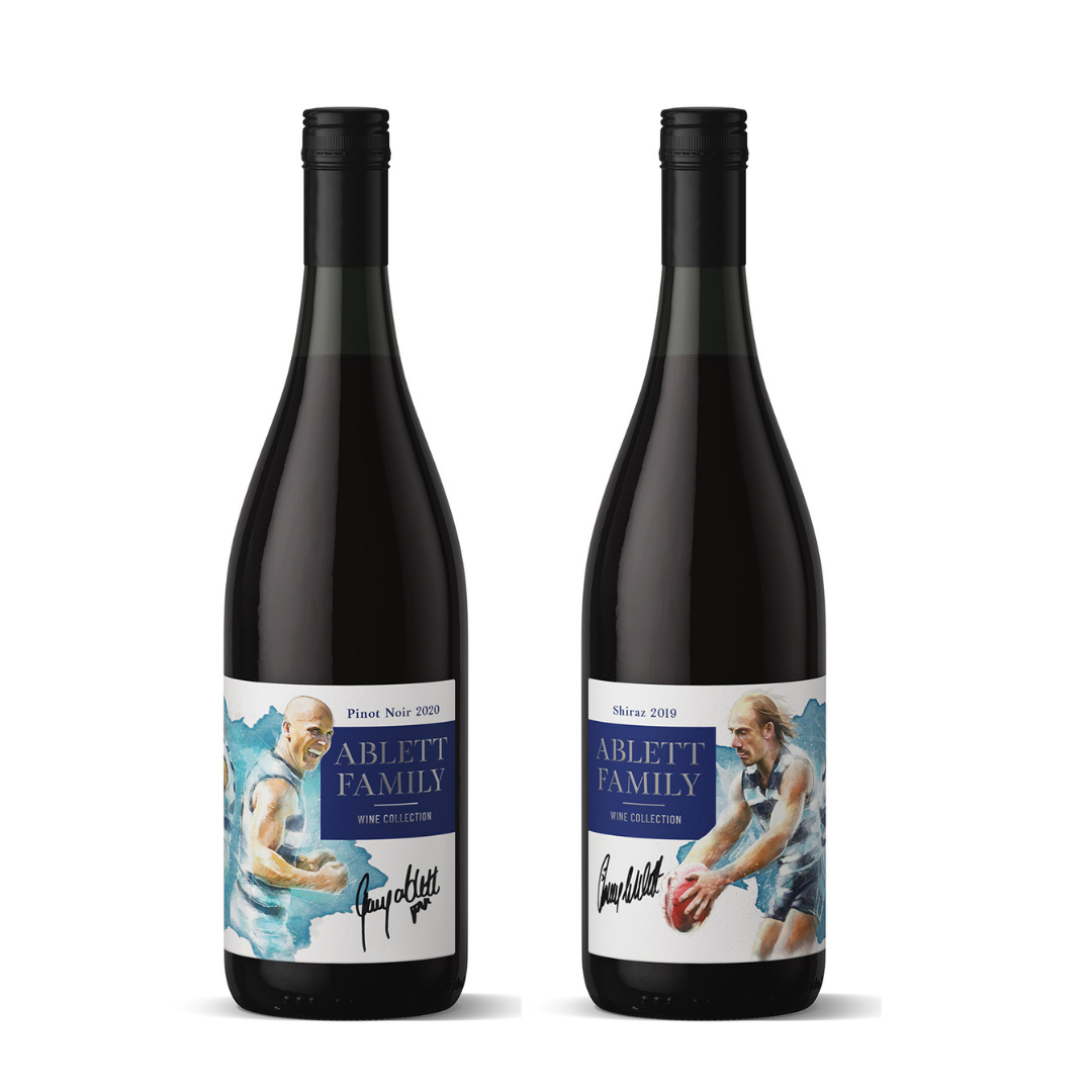 Ablett Family Complete Collection - Shiraz and Pinot Noir