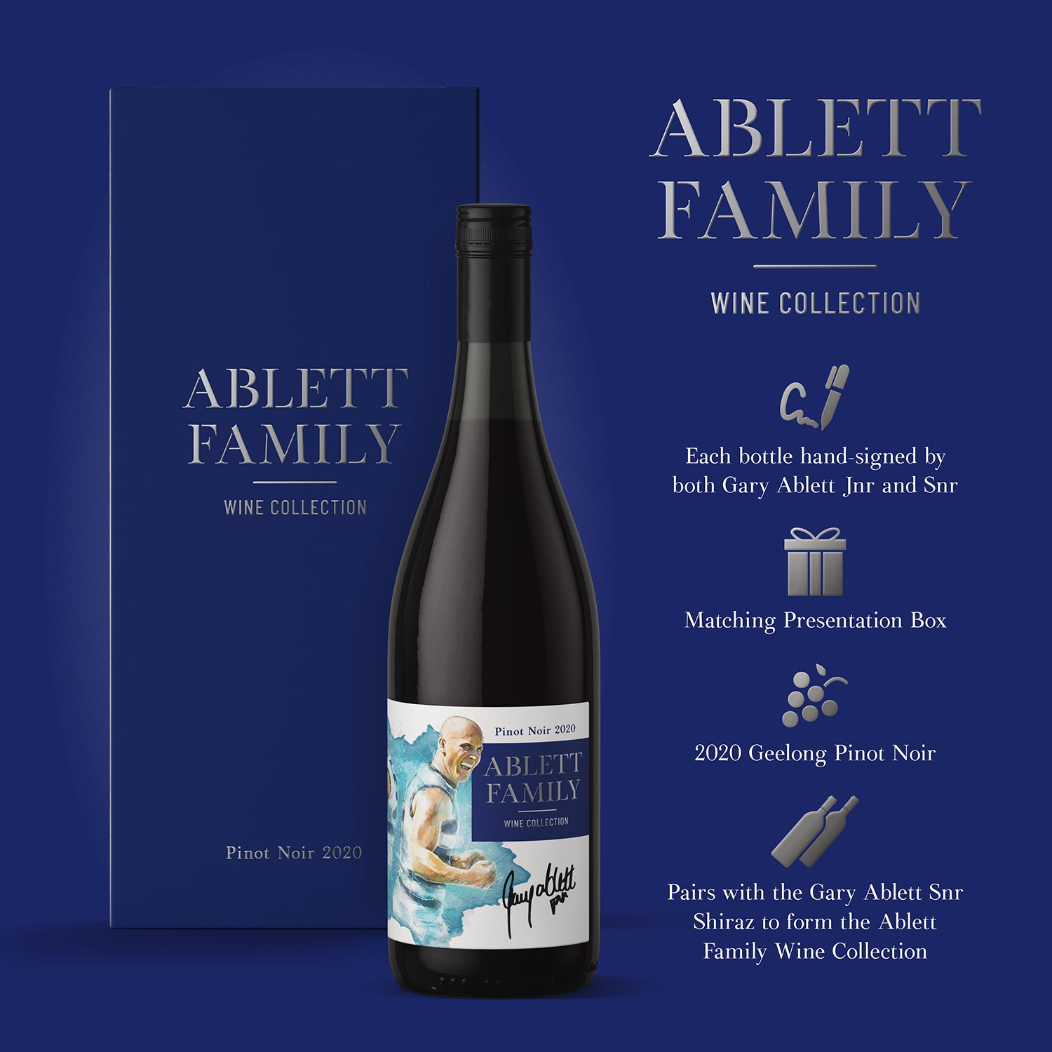 Ablett Family Shiraz