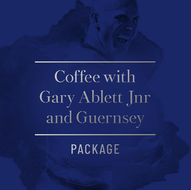 Coffee with Gary Ablett Jnr Package