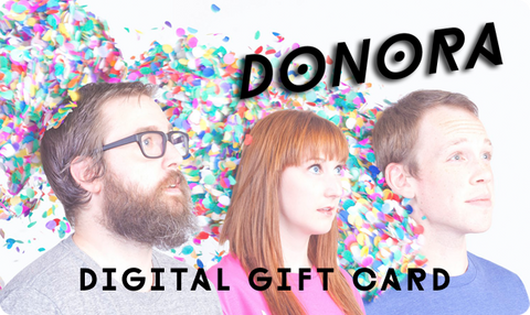 Donora Gift Card
