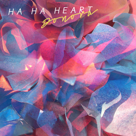 Ha Ha Heart Album with Physical Booklet