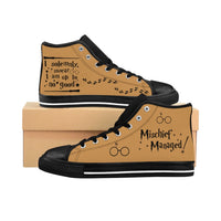Marauder's Map Men's High-top Sneakers