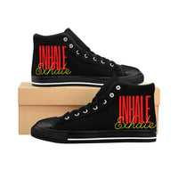 Inhale Exhale Women's High-top Sneakers