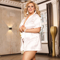 Women's Lingerie Bathrobes
