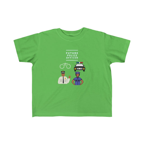 Future Police Officer Toddler Tee