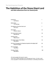 Load image into Gallery viewer, Habitition of the Stone Giant Lord