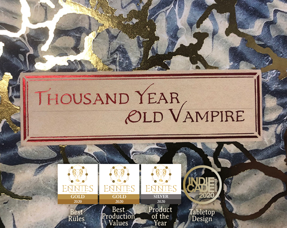 Thousand Year Old Vampire (PDF only)