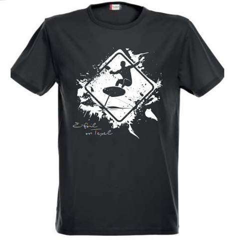 Heren T-Shirt E-Foilen